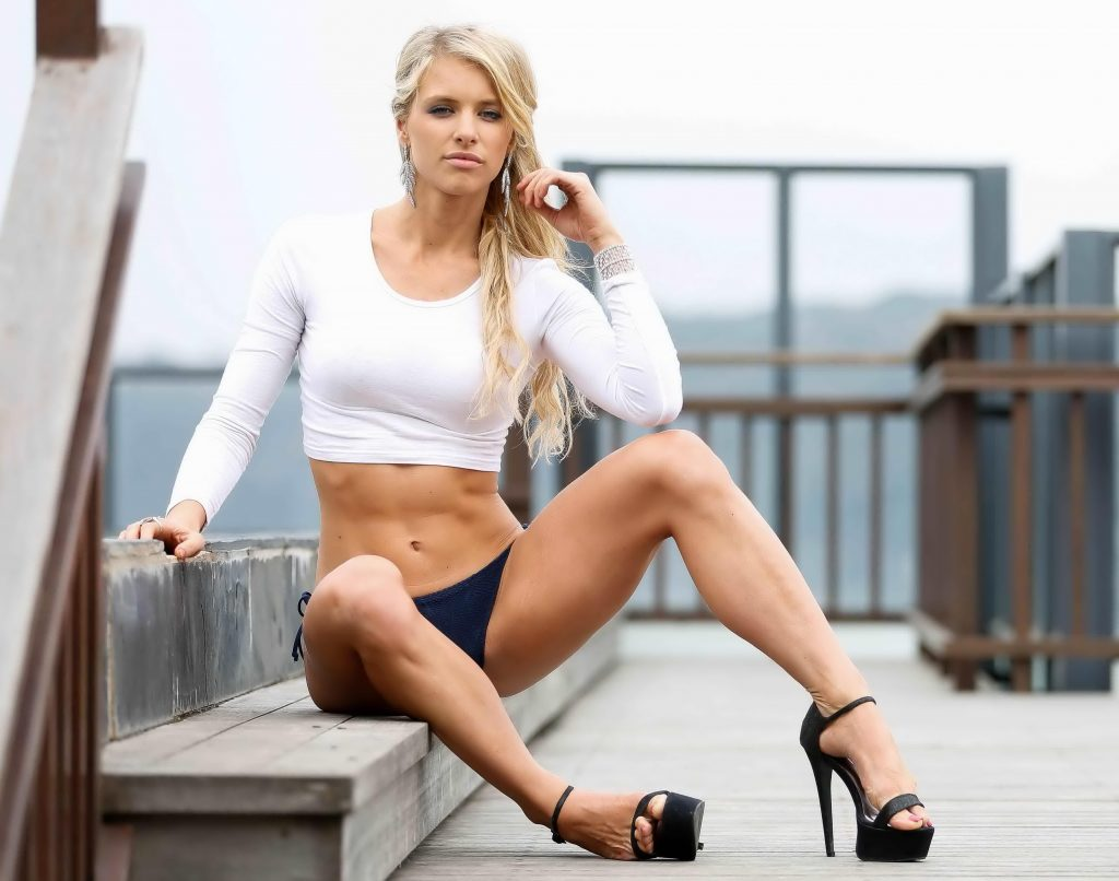 Very Fit And Tall Blonde - Cheap London Escorts